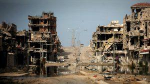 Taip šiandien atrodo Libija