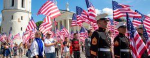 Lietuvoje švenčiamos JAV šventės