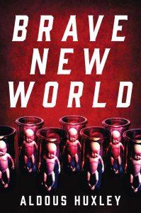 """Prieš 90 metų pasirodęs A. Hakslio romanas """"Naujas puikusis pasaulis"""", tiksliai atspindintis mūsų dabartį. Manoma, kad rašytojas idėjų sėmėsi iš to, ką girdėjo šnekant labai įtakingus savo šeimos narius."""